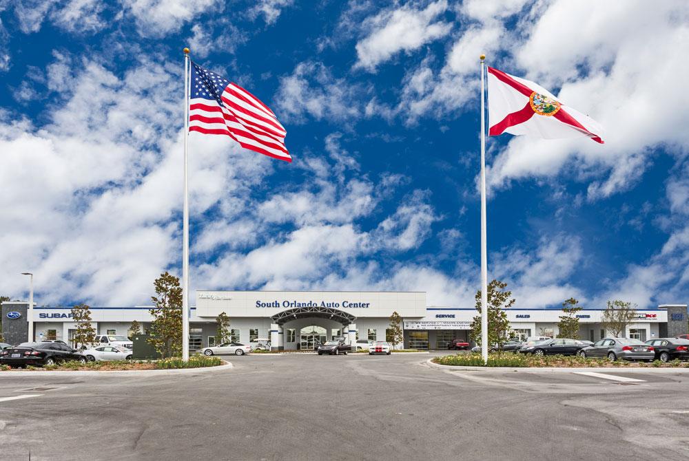 Auto Dealers 171 Project Categories